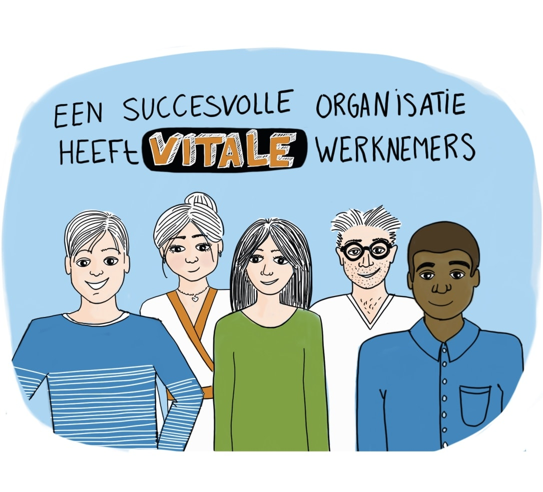 Move Your Business - Vitale werknemers