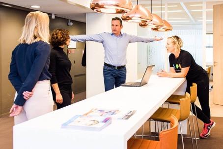 Pilot project: Rabobank Utrecht